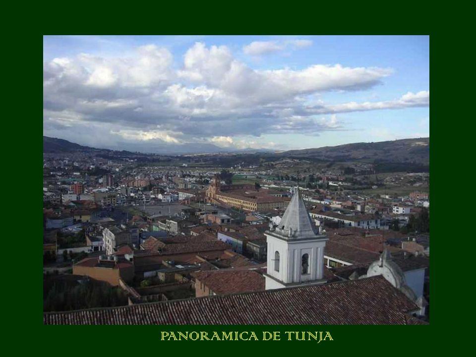 PANORAMICA DE TUNJA