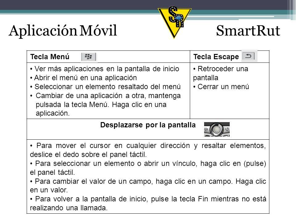 Aplicación MóvilSmartRut Activar la tecnología Bluetooth 1.En la pantalla de inicio, haga clic en el icono Gestionar conexiones.