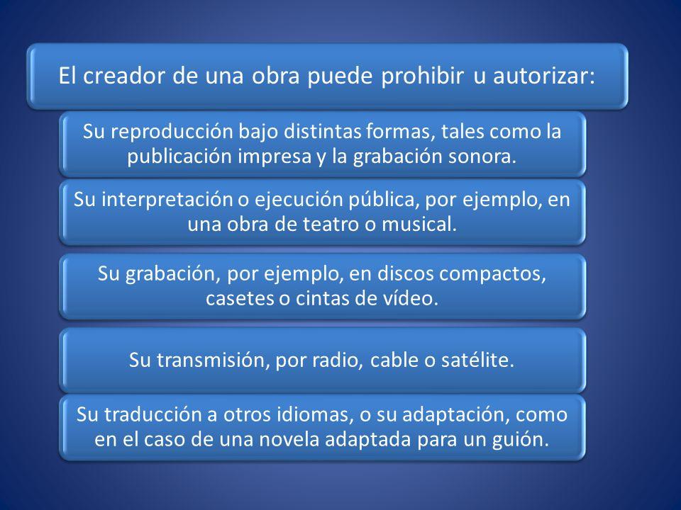 LIMITACIONES Y EXCEPCIONES Qué se puede copiar.