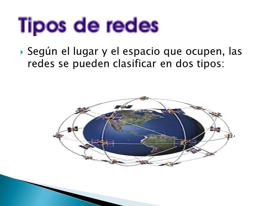 La red de área local (LAN) es aquella que se expande en un área relativamente pequeña.
