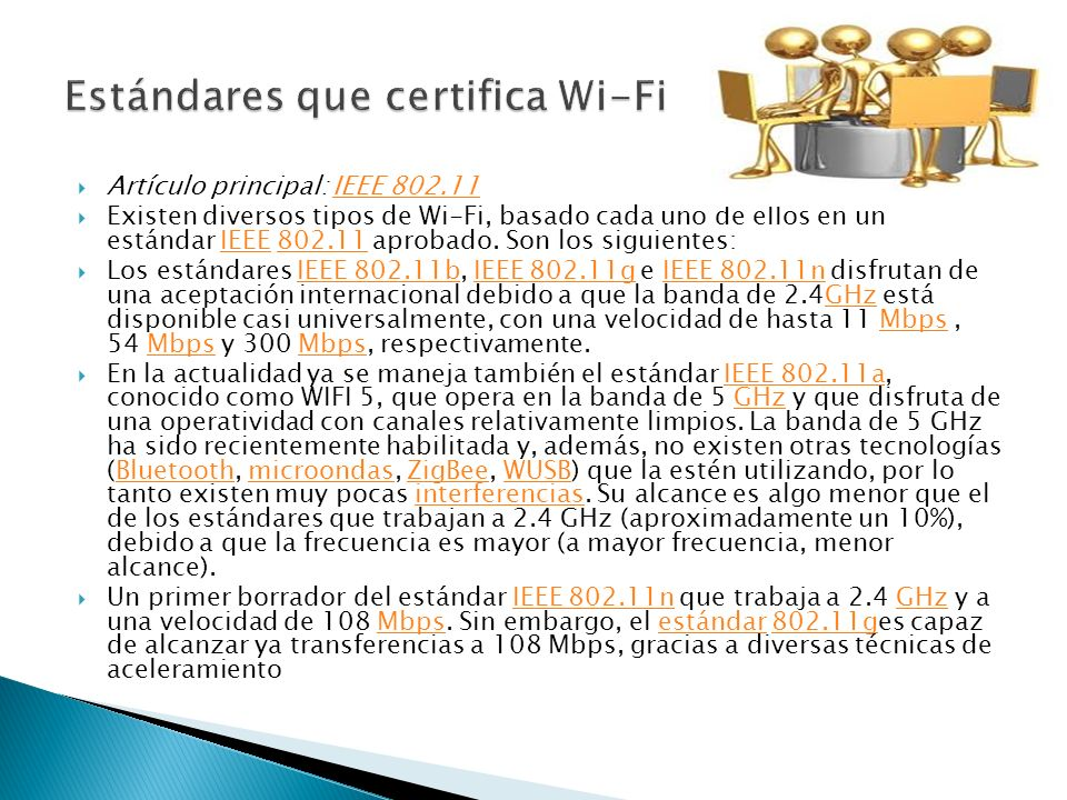 Uno de los problemas a los cuales se enfrenta actualmente la tecnología Wi-Fi es la progresiva saturación del espectro radioeléctrico, debido a la masificación de usuarios, esto afecta especialmente en las conexiones de larga distancia (mayor de 100 metros).