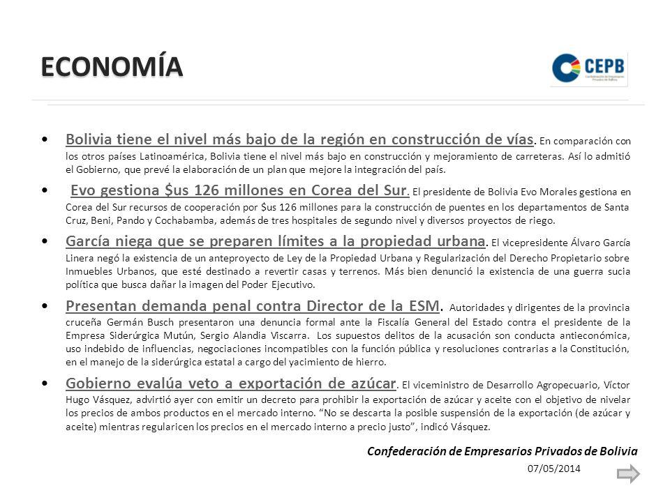 ECONOMÍA Pensión solidaria minera sube a Bs 3.700.
