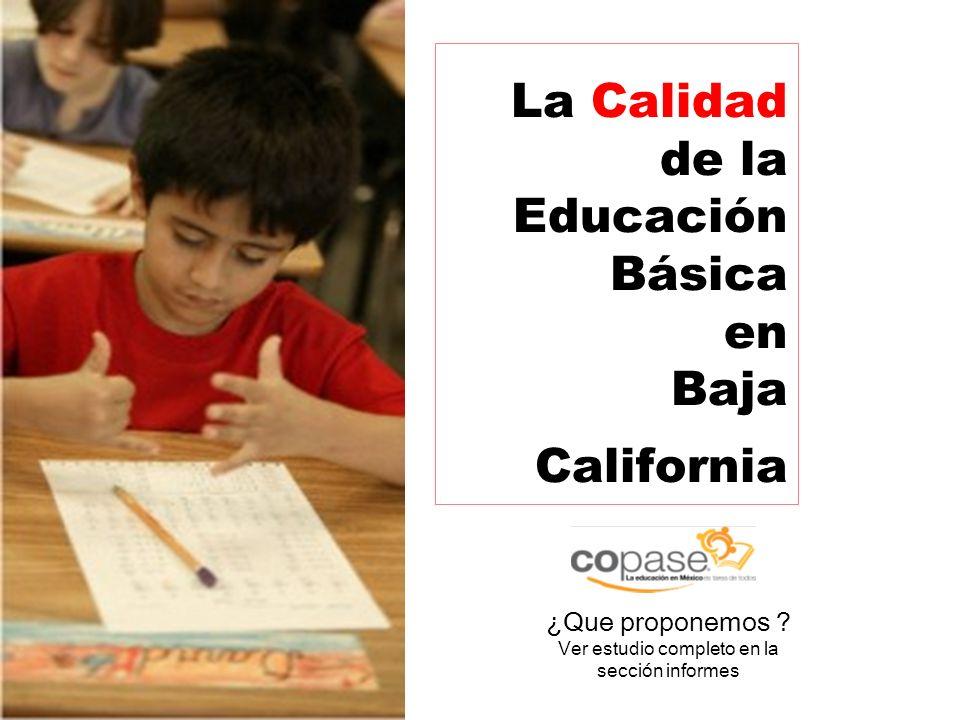 2 Perfil deseado de egreso del alumno en educación básica Comprensión lectora-escritura Matemáticas Ciencias físicas Segundo Idioma inglés Cómputo Educación en base a valores y virtudes
