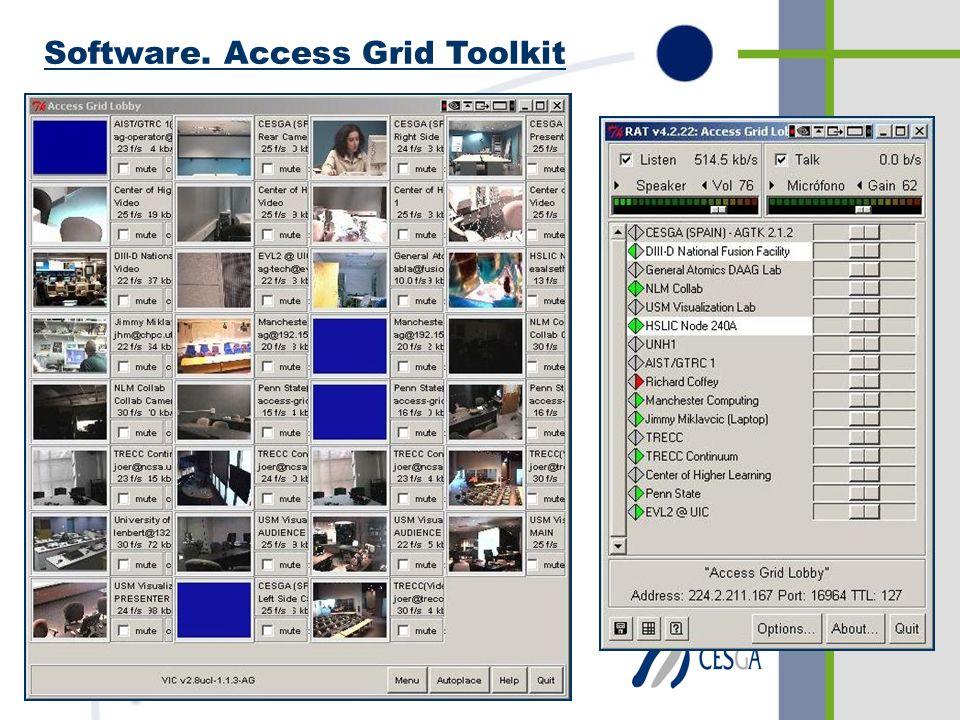 Software. Multicast beacon
