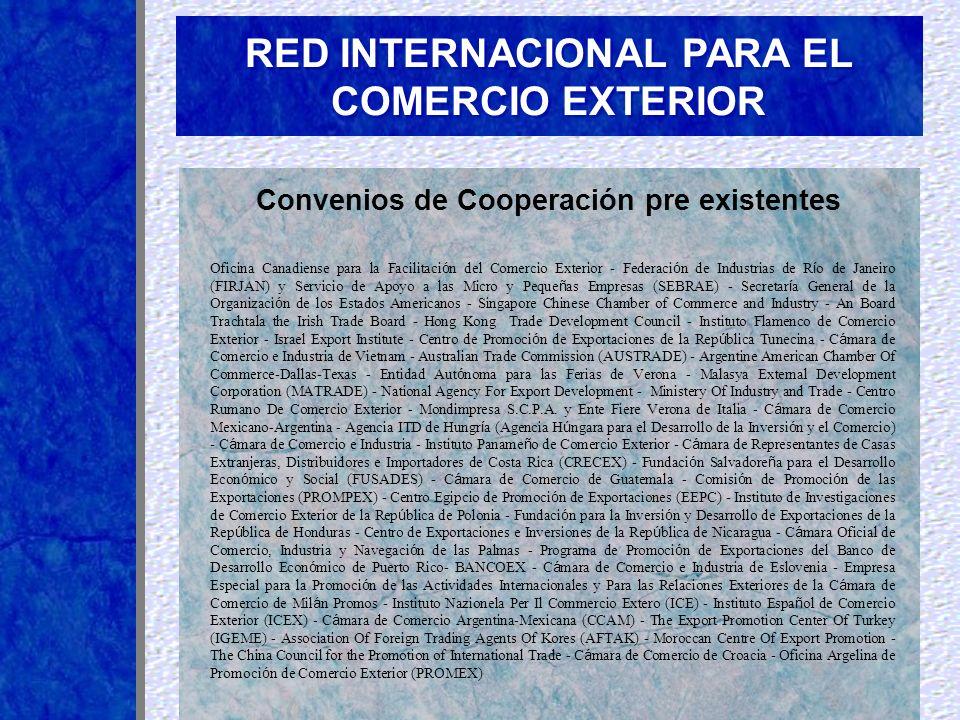 GESTION 2002 Nuevos Convenios de Cooperación.