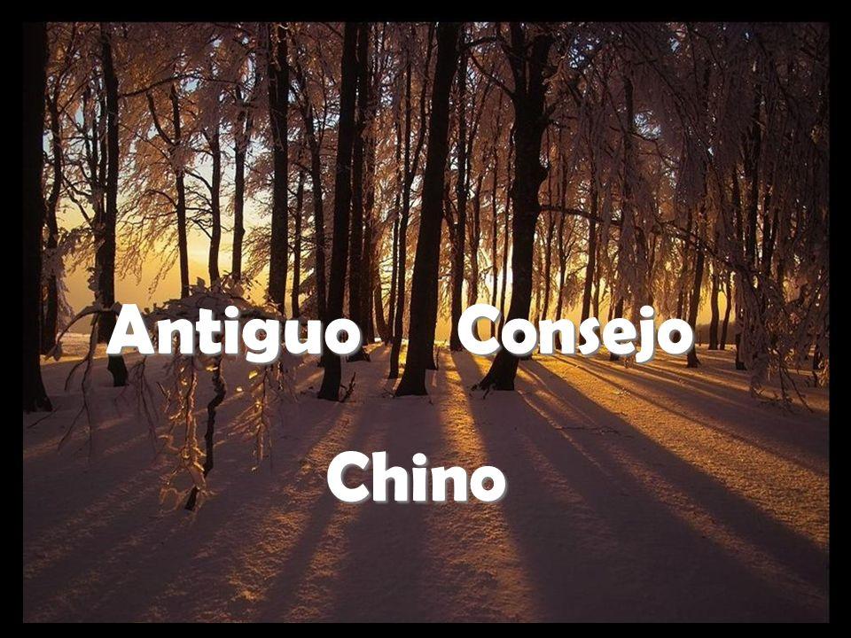 AntiguoConsejo Chino