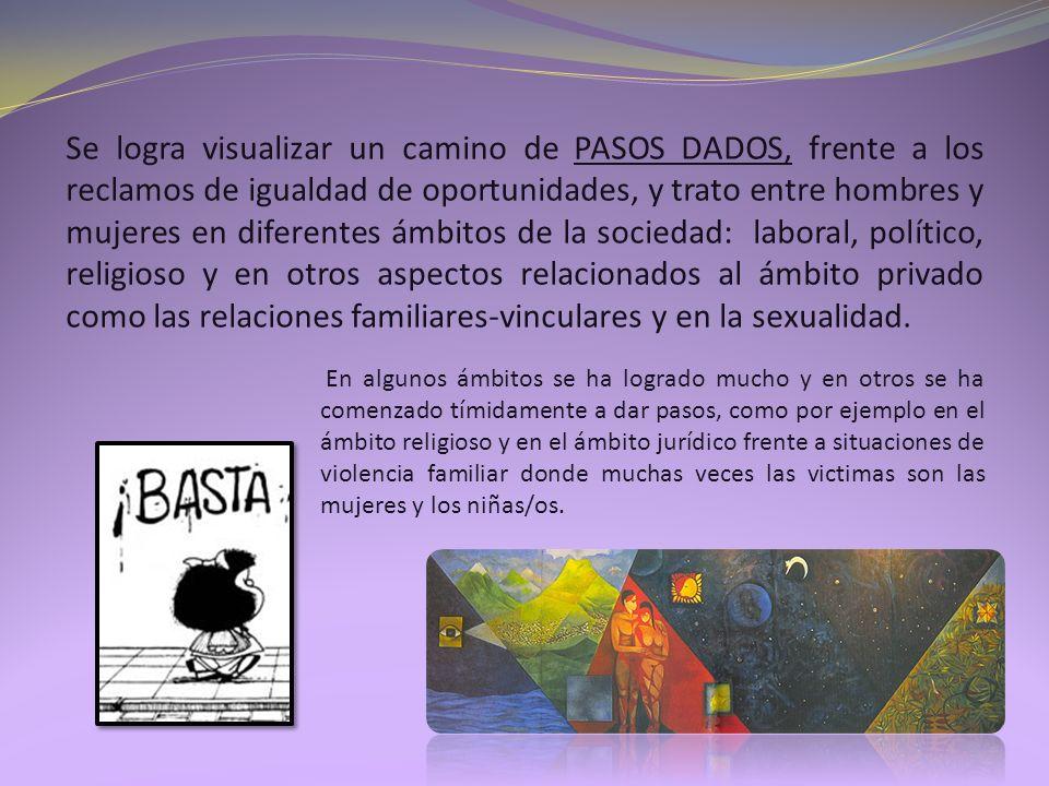 Es el deseo de los y las que formamos parte del proyecto Casa de la Mujer, Parroquia San Jorge, Florencio Varela.