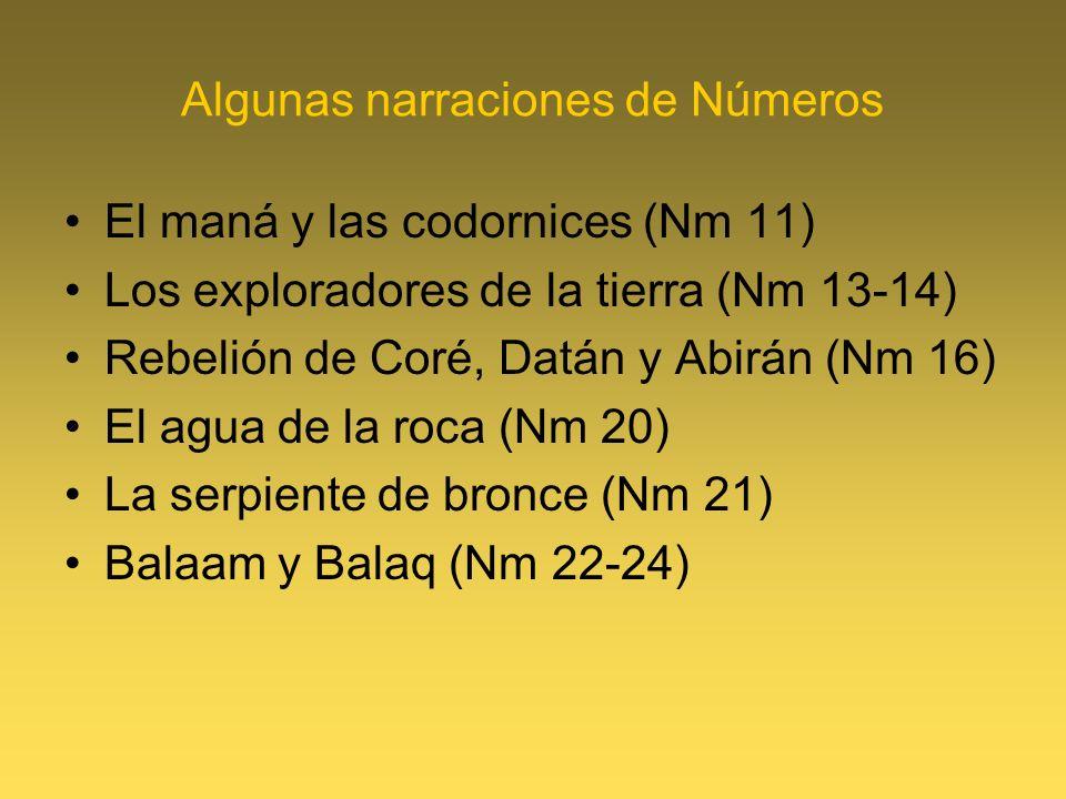 Balac mandó llamar a Balam (Núm 22) Balam vivía a orillas del Eufrates, y montó en su burra.