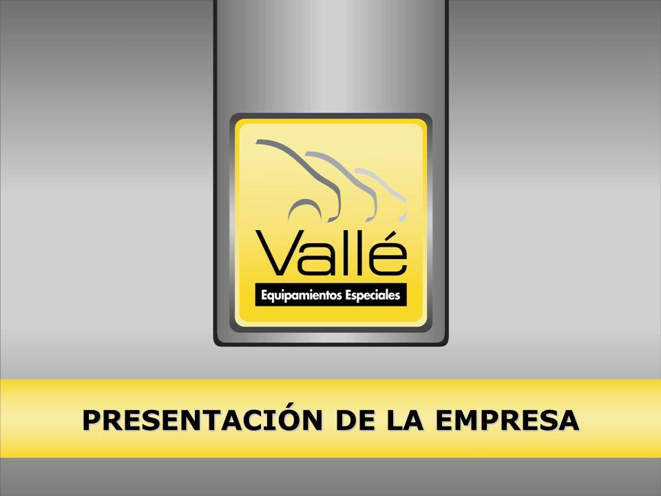 CONCEPTO DE NEGOCIO DE LA EMPRESA VALLÉ Equipamientos Especiales es una empresa cordobesa dedicada al desarrollo e instalación de equipamientos especiales para automotores.