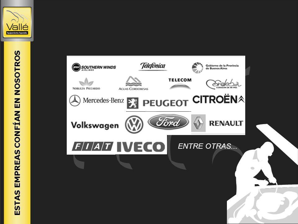 NUESTRAS INSTALACIONES La casa matriz de Córdoba dispone de una superficie cubierta de más de 3.000 m2, conformada por distintos departamentos que hacen posible producir y comercializar las piezas, con las que se equipan los distintos vehículos.