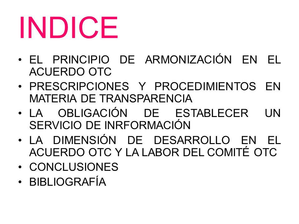 EL ACUERDO SOBRE OBSTACULOS TÉCNICOS AL COMERCIO Juárez Rivera Liliana