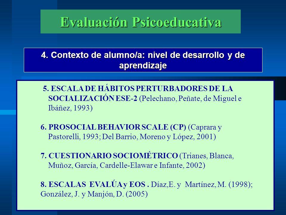 VISIÓN CRÍTICA: BONDADES Y LIMITACIONES de la evaluación DE LOS PROBLEMAS DE CONVIVENCIA ESCOLAR BONDADES: Permiten una evaluación específica de los factores implicados.
