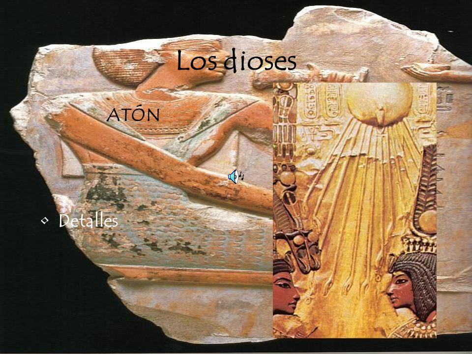 Los dioses BES De origen africano o semítico Se le representa como un enano Deidad de los placeres hogareños y protectora de los niños