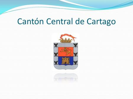 Cantón Central de Cartago