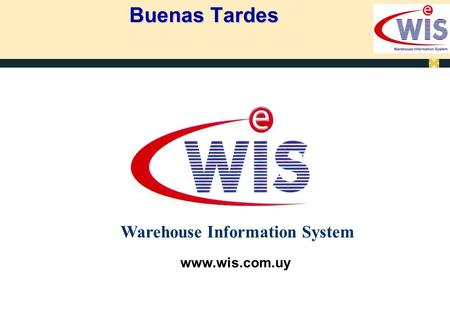Warehouse Information System