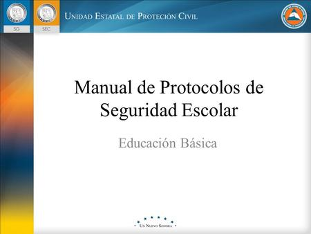 Manual de Protocolos de Seguridad Escolar