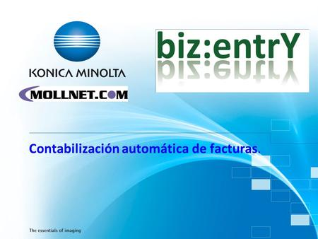 Contabilización automática de facturas.. powered by Incarsoft Biz:entrY ¿ Está harto de hacer sus asientos contables manualmente? ¿Harto de facturas en.
