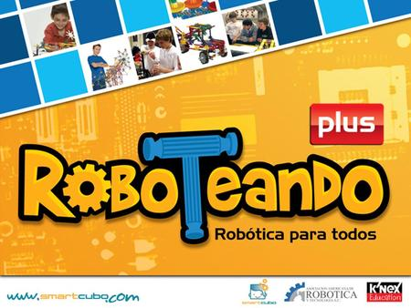 Smart Cubo Roboteando PLUS