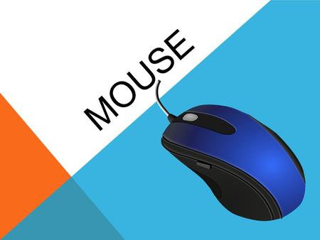 Mouse.