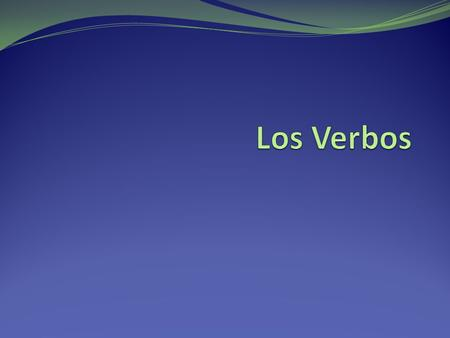 Verbs…are like an art project -AR Verb forms Yo verbs enseñ ar……………………….. Yo enseño us ar………………………… Yo uso estudi ar…………………………. Yo estudio trabaj ar………………………..Yo.