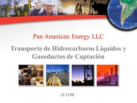 Pan American Energy LLC