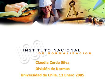 Universidad de Chile, 13 Enero 2005