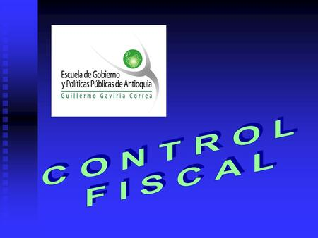 CONTROL FISCAL.