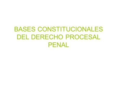 codigo de procedimiento penal de colombia: