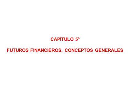 Mercado De Opciones Financieras En El Peru