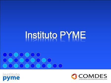 Instituto PYME.