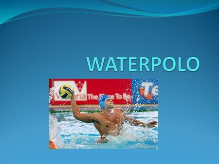 WATERPOLO.