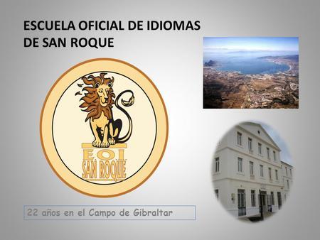 Escuela oficial de idiomas de fuenlabrada ppt descargar - Escuela oficial de idiomas inca ...