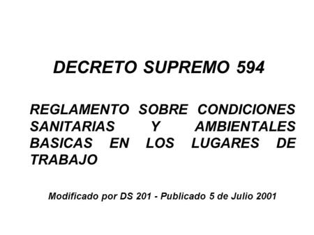 Modificado por DS Publicado 5 de Julio 2001