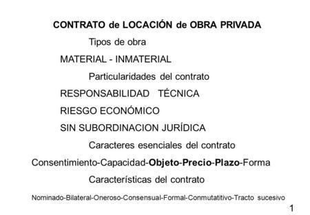Locacion contrato