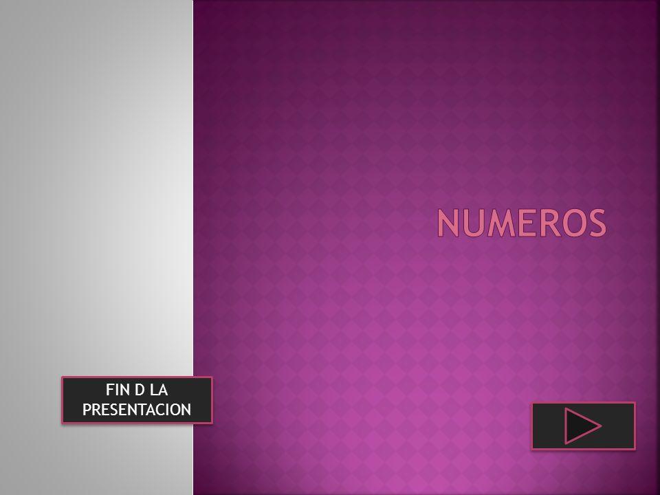 Es el numero de menos valor en la recta numerica