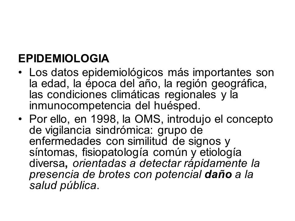 Diagnóstico diferencial: Varias enfermedades presentan signos clínicos semejantes a los de la EEV; ningún signo clínico es patognomónico.