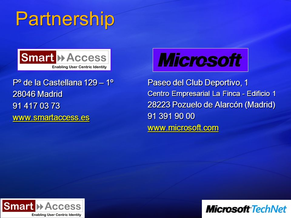 Próximos WebCast de Vista http://www.microsoft.com/spain/technet/jornadas/webcasts/default.mspx Mejoras de red, IPsec y Firewall en Windows Vista (26-10-06)