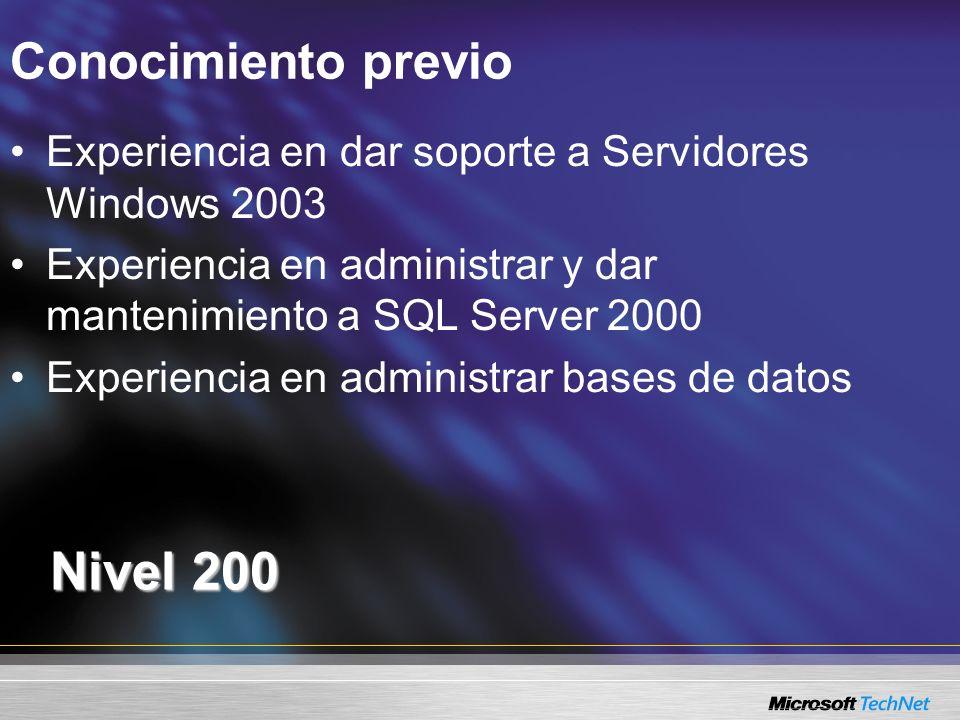 Agenda Repaso Encriptación de datos Encriptación de datos en SQL Server 2005 Firmas de módulo