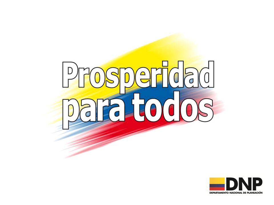 Desafios y oportunidades del envejecimiento en Colombia Mauricio Perfetti del Corral Subdirector Sectorial DNP Conferencia Adultos Mayores de 50 años Febrero 15 de 2013