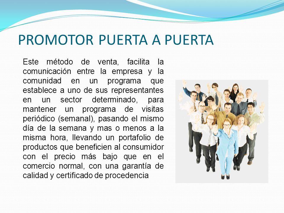PROGRAMAS DE CORREO DIRECTO Es una de las formas del Marketing directo.