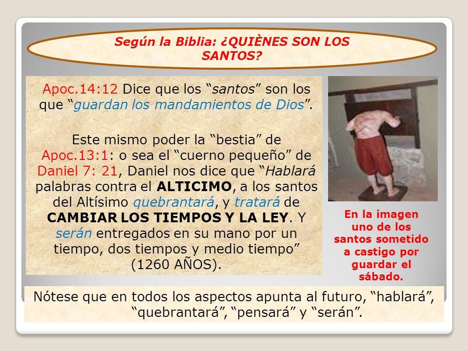 Es tal la arrogancia de este poder que levantándose por encima de Dios uso el poder que le dio el dragón, la serpiente antigua, que se llama diablo y Satanás (Apoc.12:9), que trataría de cambiar la Santa Ley de Dios, que el mismo Jesús dijo que no había venido a abolir (Mat.5:17).