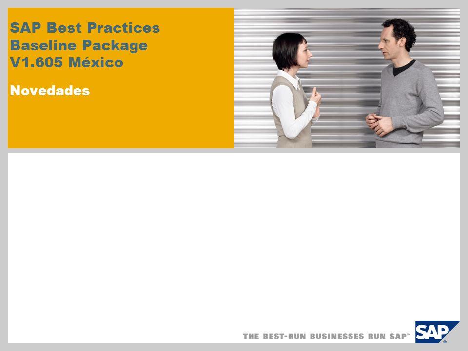 © SAP 2009 / Page 2 Resumen de las novedades Novedades Mejoras en SAP ERP Basado en SAP ERP Enhancement Package 5 Uso de nuevos POWLs (Pool de trabajo personal) Mejoras en la herramienta de activación La herramienta SAP Solution Builder ha sido mejorada Cambios relacionadas con los escenarios y el contenido Cobertura de nuevo contenido en el área de Aprovisionamiento Fabricación Ventas Servicio Finanzas
