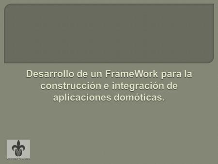  Domótica.  Raspberry PI.  GPIO. WebIOPI (Macros)  Clientes RestFul. Webservices.  Arquitectura.