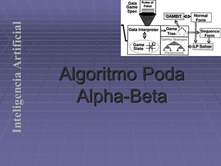 Algoritmo Poda Alpha-Beta