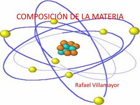 El atomo modelos atomicos