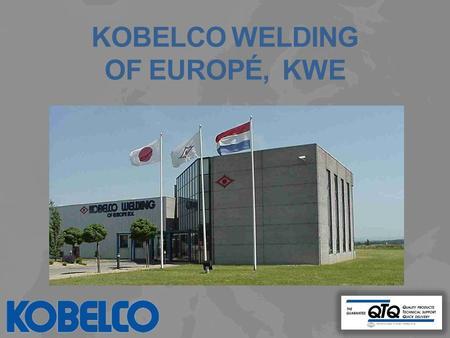 Kobelco welding of europe ab