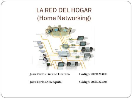 LA RED DEL HOGAR (Home Networking)
