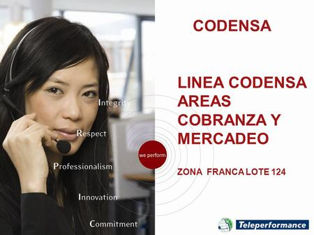 AREAS COBRANZA Y MERCADEO