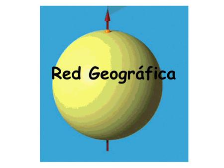 Red Geográfica.