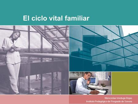 El ciclo vital familiar